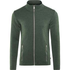 Ivanhoe of Sweden Assar Giacca con zip intera Uomo, rifle green